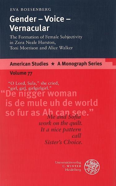 Gender - Voice - Vernacular als Buch