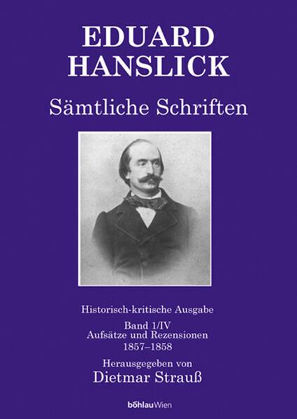 Eduard Hanslick - Sämtliche Schriften als Buch