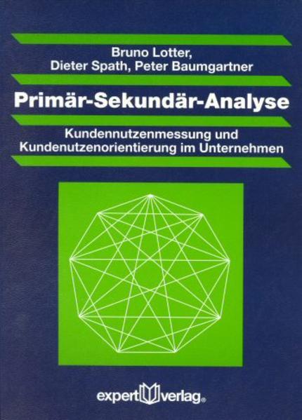 Primär-Sekundär-Analyse als Buch