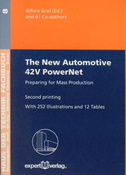The New Automotive 42V PowerNet als Buch