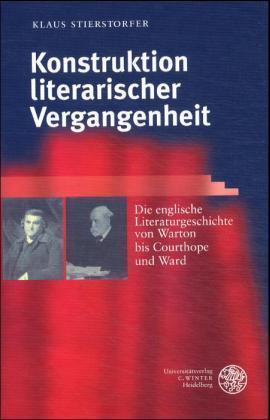 Konstruktion literarischer Vergangenheit als Buch