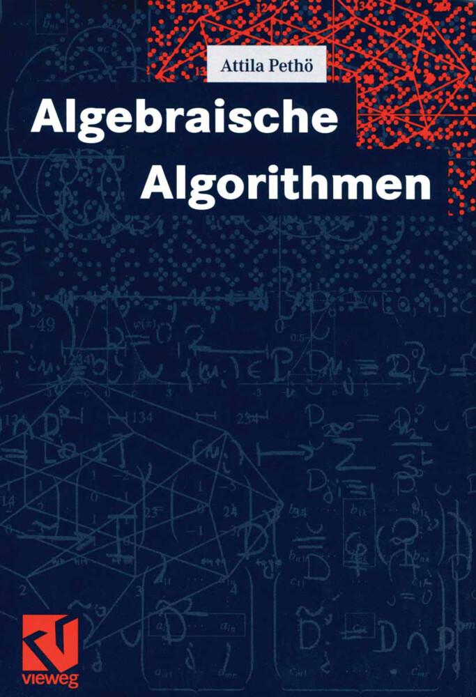Algebraische Algorithmen als Buch