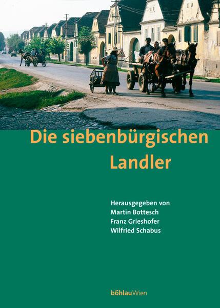 Die Siebenbürgischen Landler als Buch