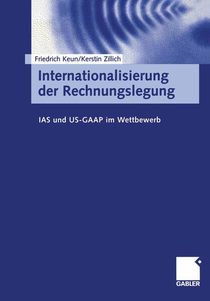 Internationalisierung der Rechnungslegung als Buch