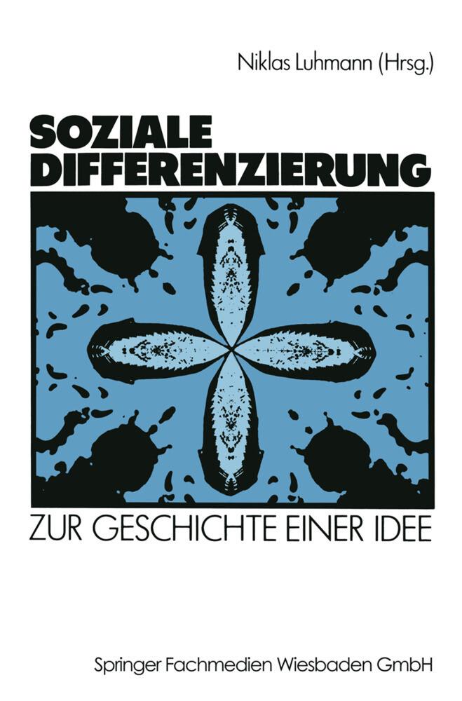 Soziale Differenzierung als Buch