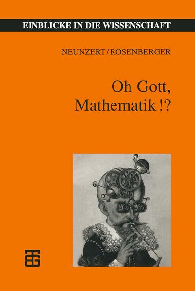 Oh Gott, Mathematik!? als Buch