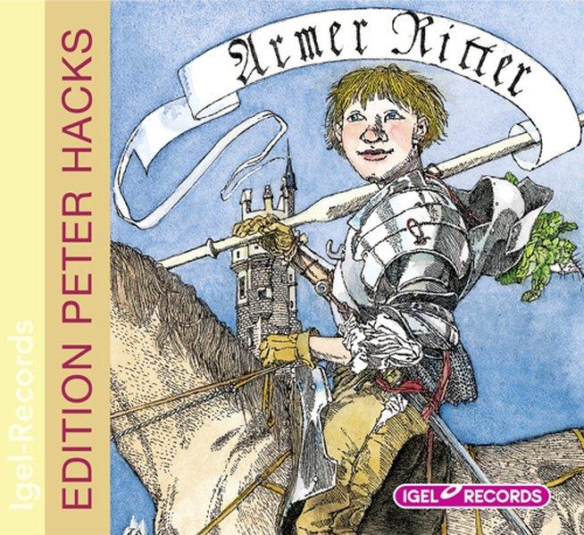 Armer Ritter. CD als Hörbuch