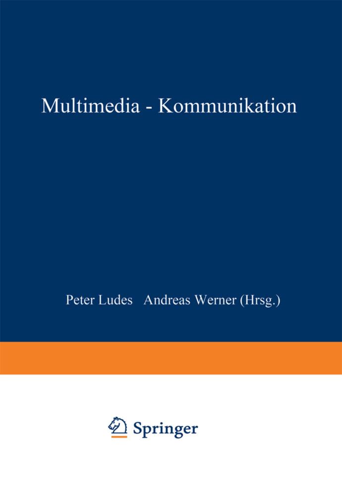 Multimedia-Kommunikation als Buch