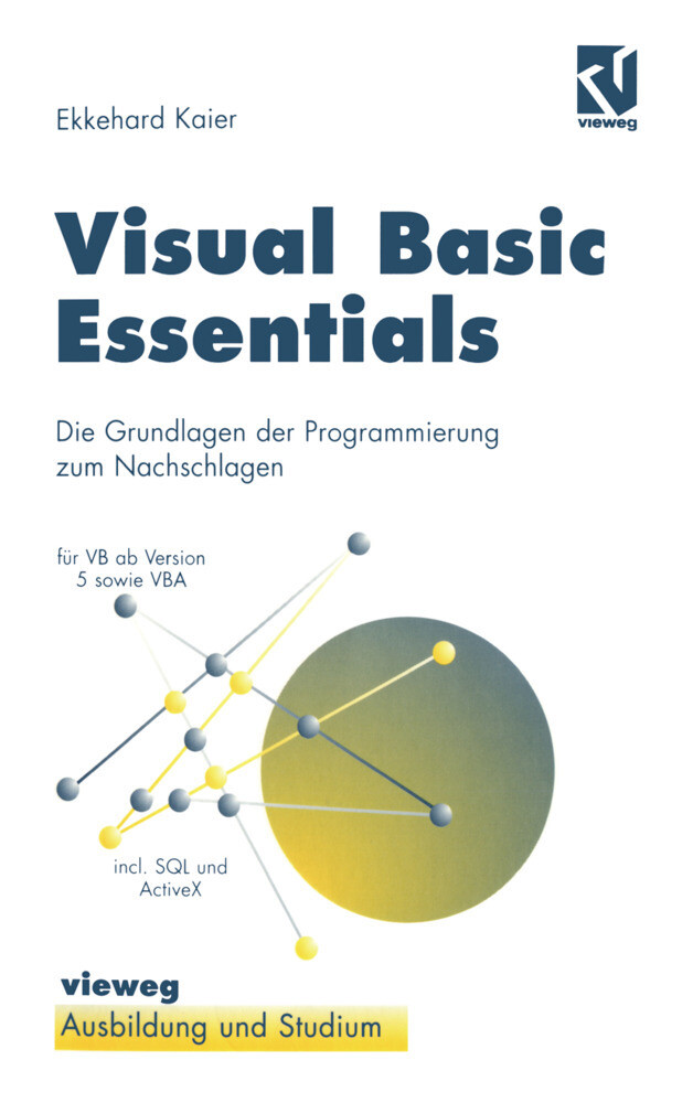 Visual Basic Essentials als Buch