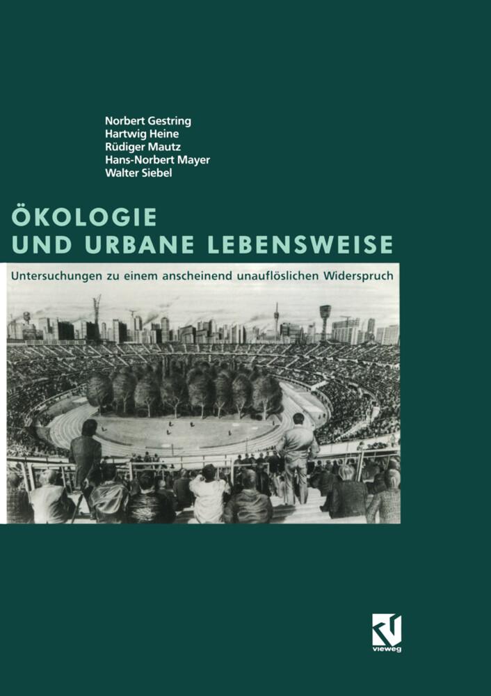 Ökologie und Urbane Lebensweise als Buch