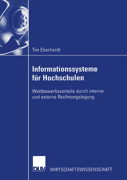 Informationssysteme für Hochschulen als Buch