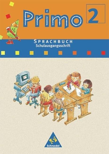 Primo Sprachbuch 2 Schülerband SAS als Buch