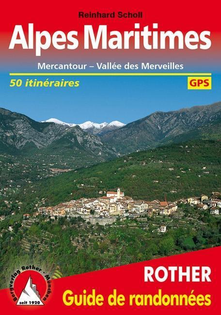 Alpes Maritimes (Französische Seealpen - französische Ausgabe) als Buch