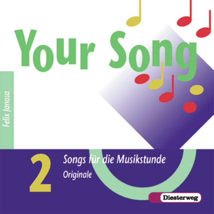 Your Song. Originalversionen zum Songbook 2. CD als Hörbuch