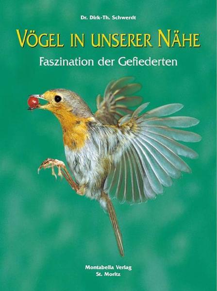 Vögel in unserer Nähe als Buch
