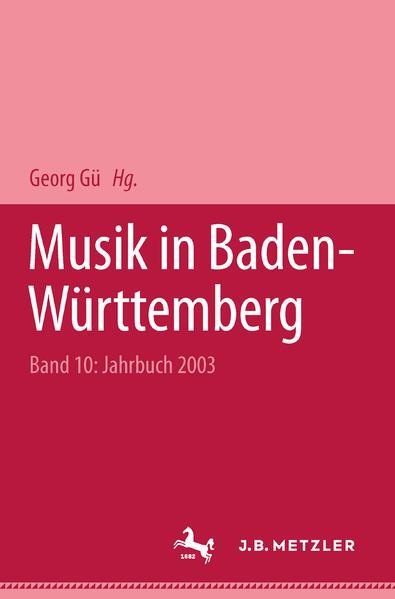 Jahrbuch 2003 als Buch
