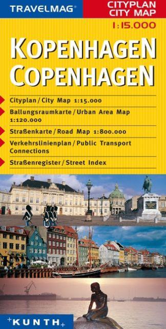 Kopenhagen 1 : 15 000 als Buch