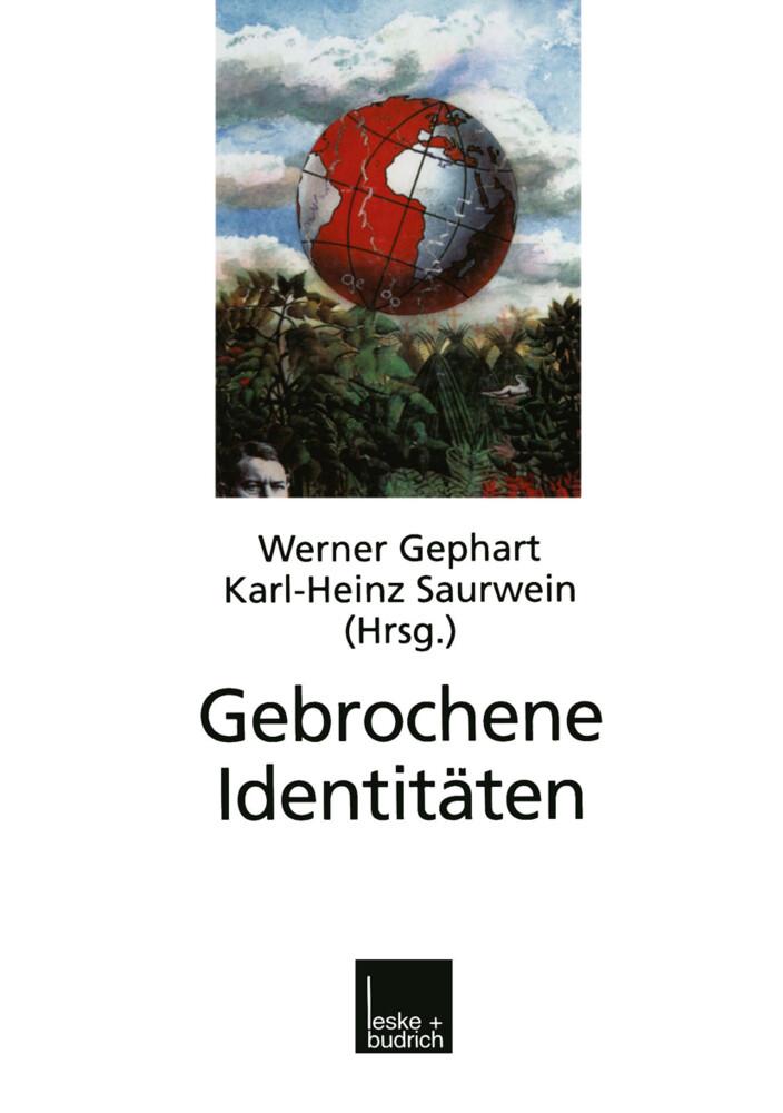 Gebrochene Identitäten als Buch