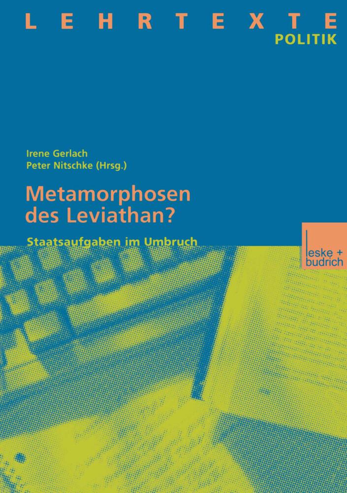 Metamorphosen des Leviathan? als Buch