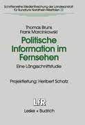 Politische Information im Fernsehen