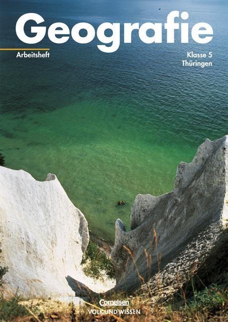 Geografie 5. Arbeitsheft. Thüringen als Buch