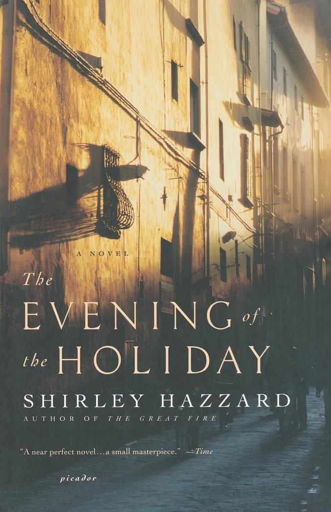 The Evening of the Holiday als Buch