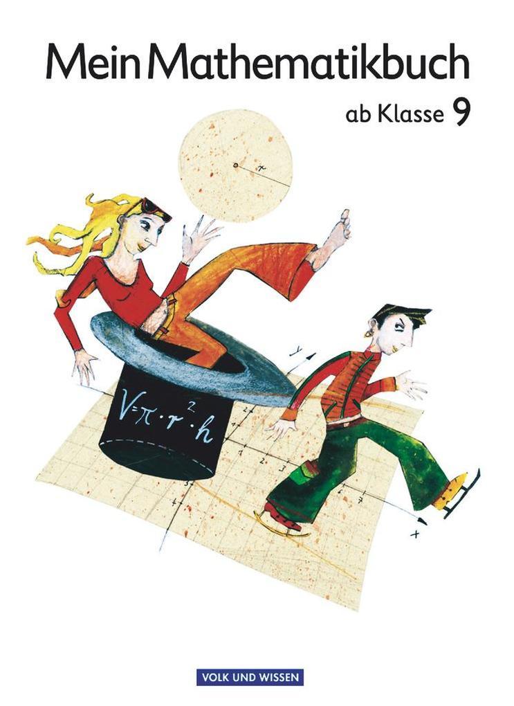 Mein Mathematikbuch - ab Klasse 9 / Schülerbuch als Buch