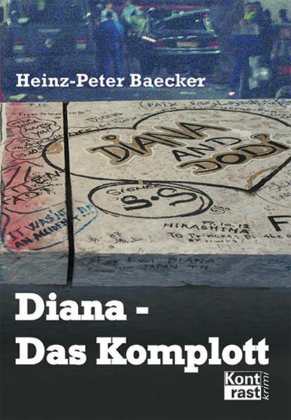 Diana - Das Komplott als Buch