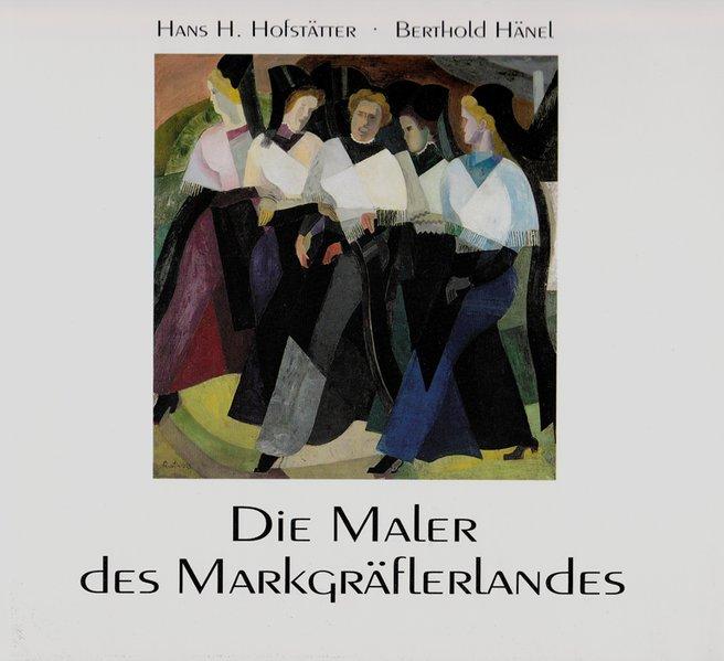 Die Maler des Markgräflerlandes als Buch