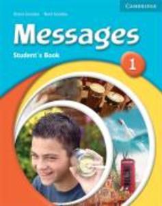 Messages Student's Book 1 als Taschenbuch