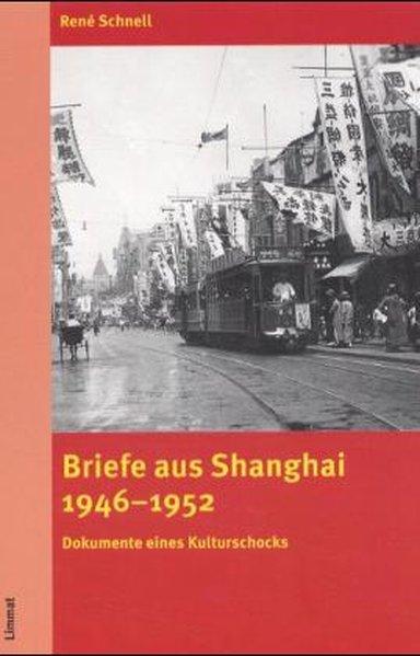 Briefe aus Shanghai 1946-1952 als Buch