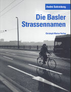 Die Basler Strassennamen als Buch