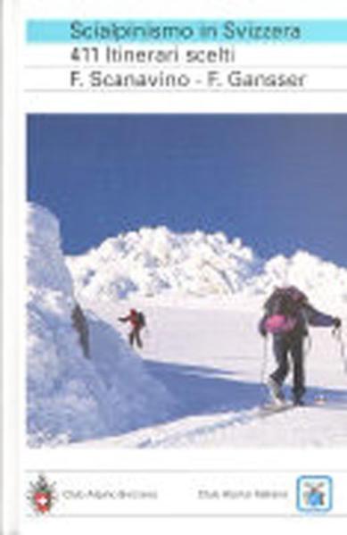 Scialpinismo in Svizzera als Buch