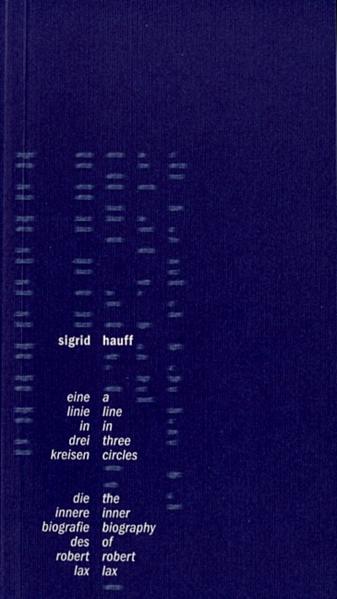 eine linie in drei kreisen / a line in three circles als Buch
