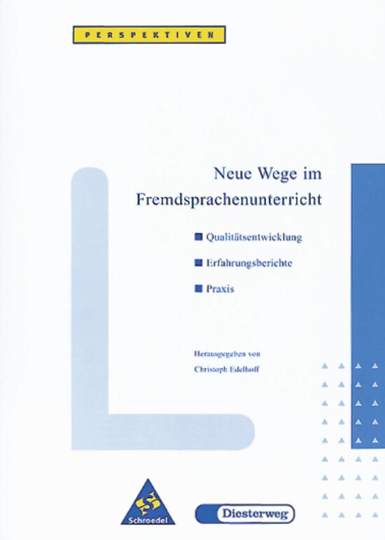 Neue Wege im Fremdsprachenunterricht Heft 1 als Buch