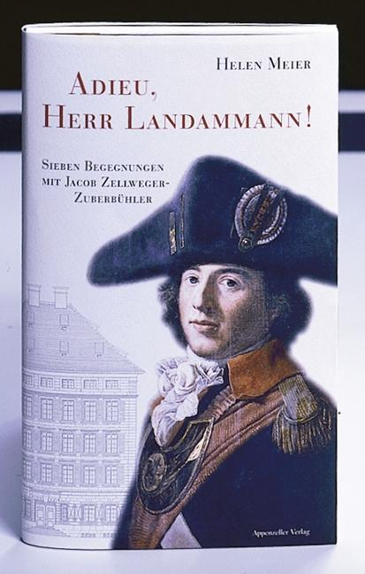 Adieu, Herr Landammann! als Buch