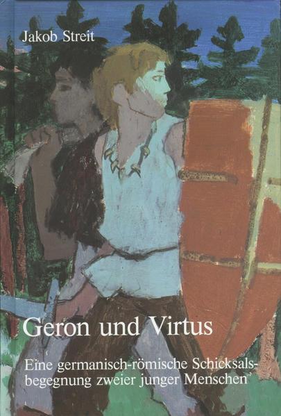 Geron und Virtus als Buch