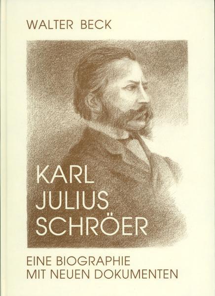 Karl Julius Schröer als Buch