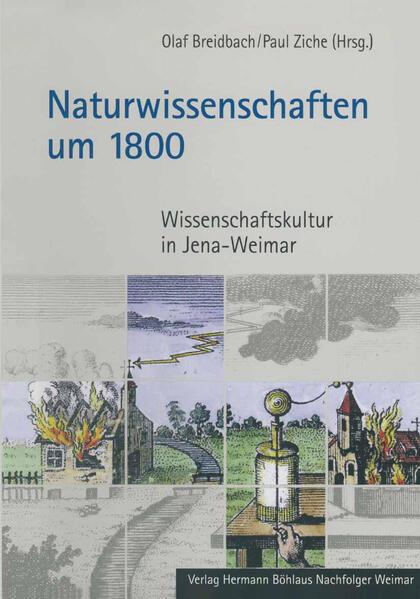 Naturwissenschaften um 1800 als Buch