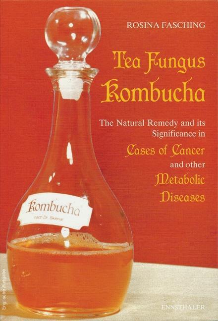 Tea Fungus Kombucha als Buch