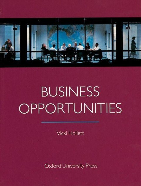 Business Opportunities. Student's Book als Buch