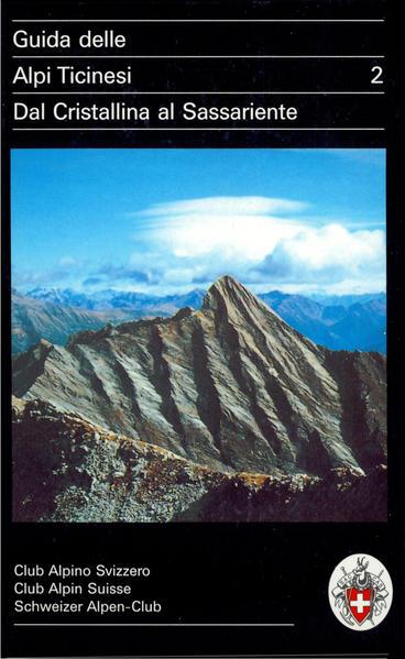 Guida delle Alpi Ticinesi 2 als Buch
