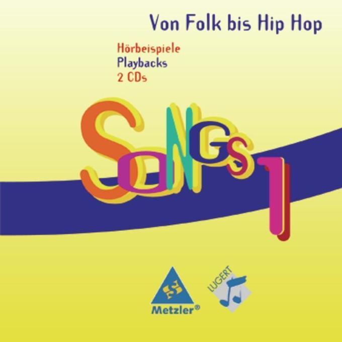 SONGS Von Folk bis Hip Hop als Hörbuch