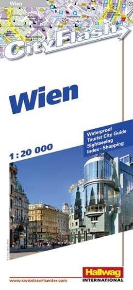 Wien 1 : 20 000. City Flash als Buch von