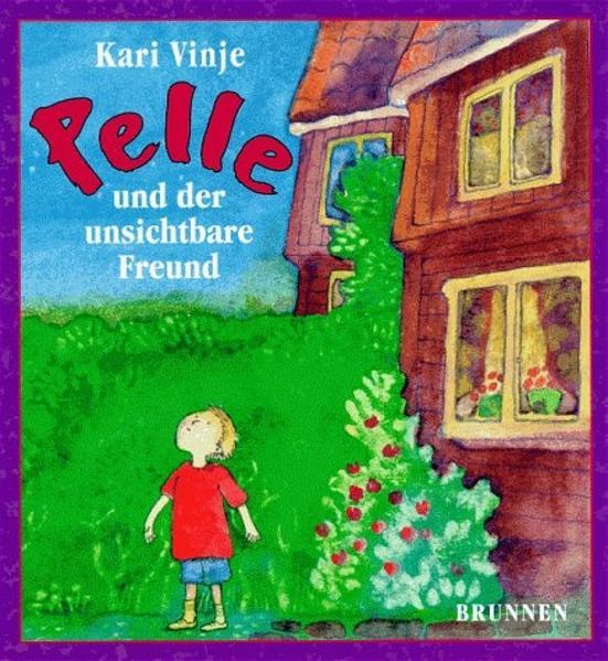 Pelle und der unsichtbare Freund als Buch