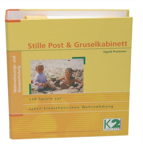Stille Post & Gruselkabinett als Buch
