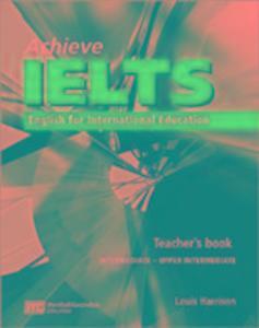 Achieve IELTS 1 Teacher Book - Intermediate to Upper Intermediate 1st ed als Taschenbuch