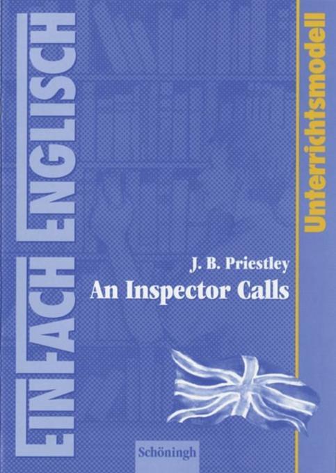 An Inspector Calls als Buch