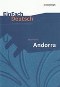 EinFach Deutsch Unterrichtsmodelle. Max Frisch: Andorra