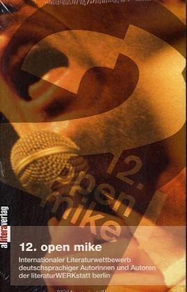 12. open mike als Buch